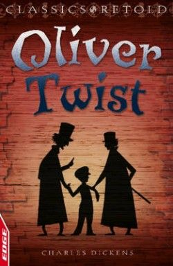 Like the idea of using silhouettes Oliver Twist - Books | Arts Luncheon / Party | Pinterest