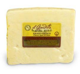 Il Giardino Asiago Fresco Cheese | Italian Asiago Fresco Cheese | DCI Cheese Company