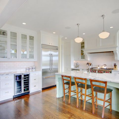 Kirkland Tanditional - traditional - Kitchen - Seattle - RW Anderson Homes