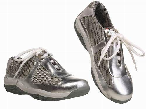 prada womens messenger bag - Prada America's Cup Patent Leather Men Sneakers Silver | FASHION ...