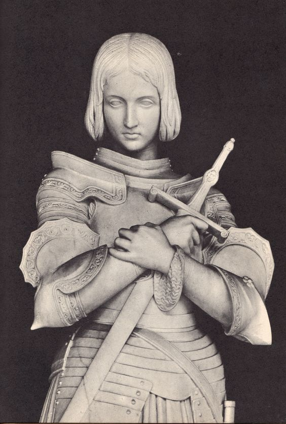 Image result for joan of arc statue