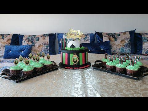 Cake Club F A R حلوة عيد ميلاد طيم الجيش الملكي Youtube Cake Decor