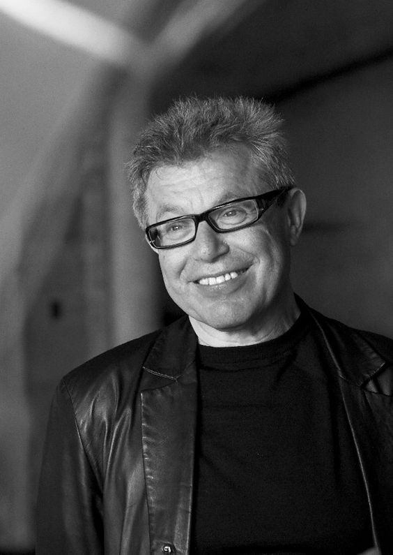 Daniel Libeskind, Architect, artist and set-designer.