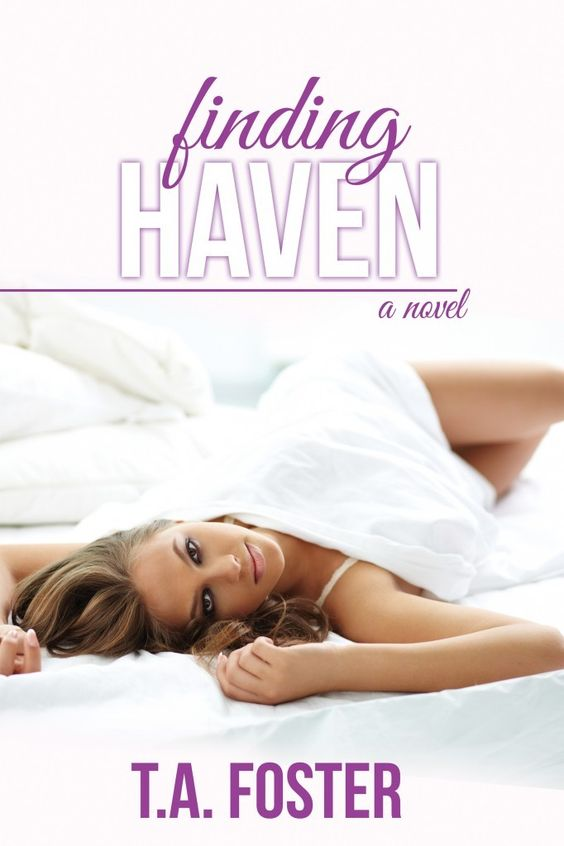 Book Crazy: Cover Reveal & Giveaway: Finding Haven by T.A. Foster!