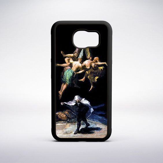 Francisco Goya - Witches In The Air Phone Case
