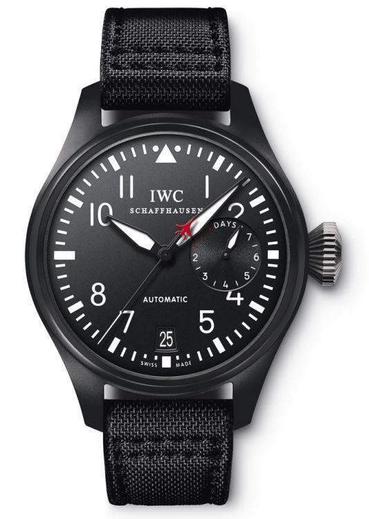 IWC Big Pilot's Top Gun IW501901 Ceramic Watch