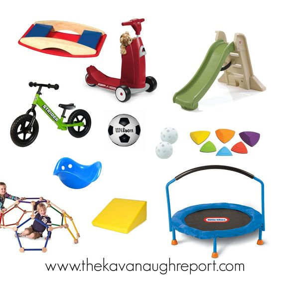 The Kavanaugh Report: Gross Motor for Older Toddlers