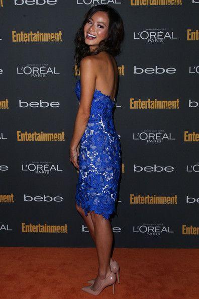 Jamie Chung || 2013 EW Pre-Emmy Party