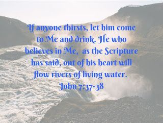 Growing Up In The Word : Vessels of Living Water