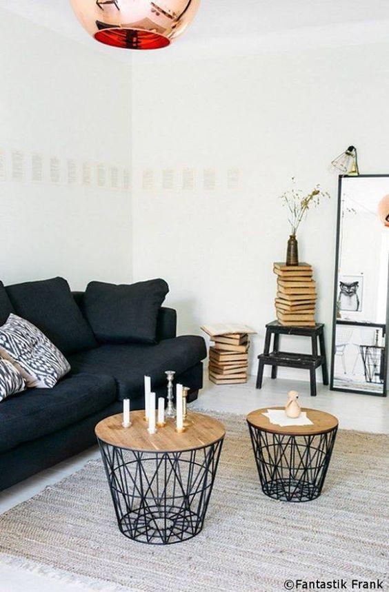 salon d co d 39 inspiration scandinave d co pinterest pi ces de monnaie sweet home et design. Black Bedroom Furniture Sets. Home Design Ideas