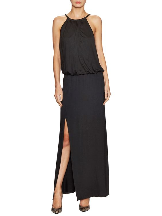 Halter Rope Maxi Dress by Trina Turk at Gilt