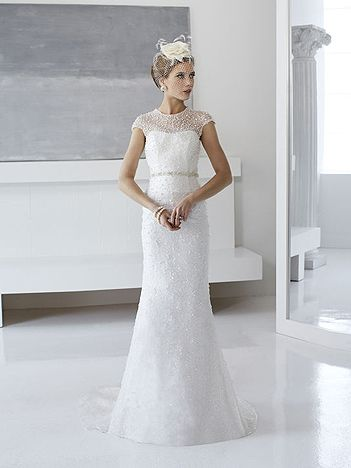 Hot Off The Runway: 2014 Wedding Dresses {Part 1}