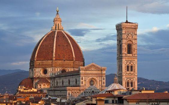 Santa Maria de Fiore Las 10 Catedrales más bonitas de Europa