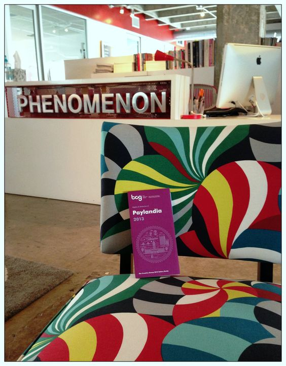 Spent a productive day at PHENOMENON, an ideation agency in Los Angeles, for a video shoot. Excited to share the footage later this year.
