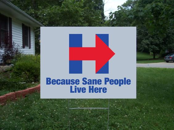 I'd love to put this in my yard. I can't. Because my my neighbors would burn my house down.  Nice, huh?