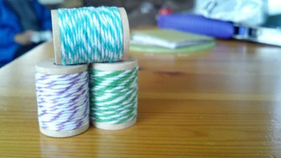 Baker's Twine Magnets: