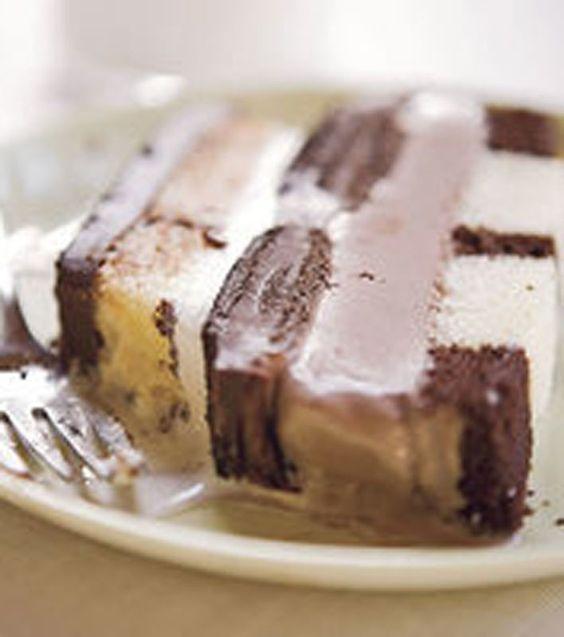 ice cream sheet cake recipe