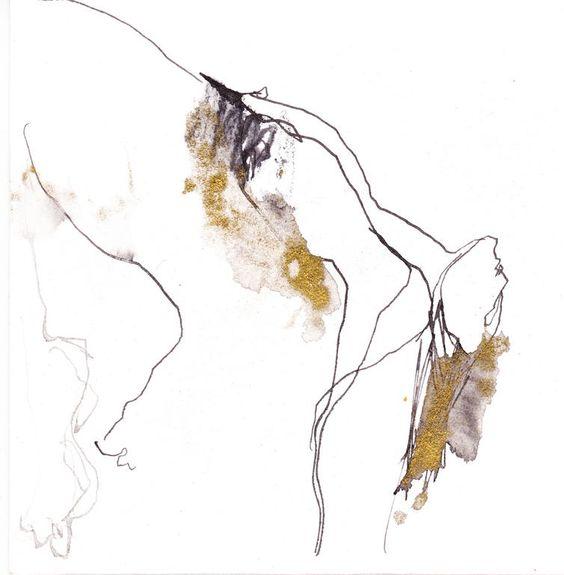 Corine Pagny drawing