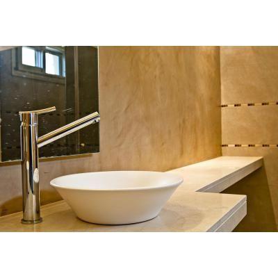 mesada cemento alisado baño - Buscar con Google  baño ...