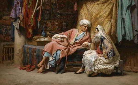 El harén  y la sexualidad en el Al-Andalus C0f34e682d57bdb919a26f8c1508b593