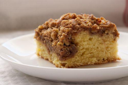 Cinnamon cream cheese coffee cake recipe