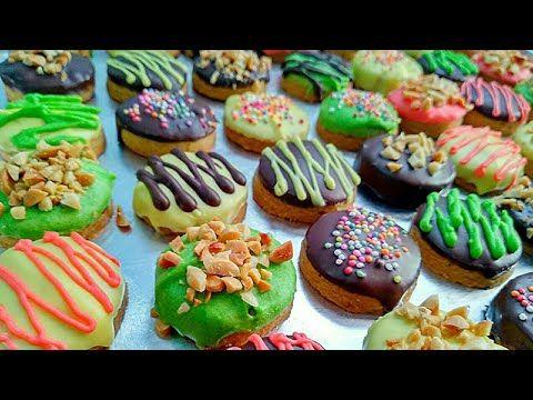 Ide Kreasi Kue Kering Terbaru Untuk Sajian Lebaran Mini Donust Peanut Cookies Kue Kacang Donat Mini Youtube Kue Kering Makanan Kue
