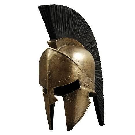 Spartan Helmut | 300 Leonidas Spartan Helmet Prop Replica ...