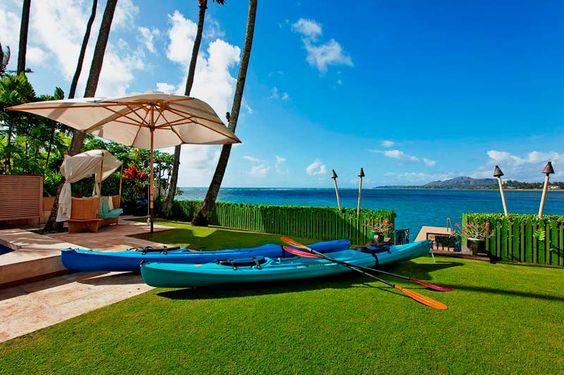 Kayak #hawaii