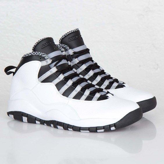 Jordan Brand Air Jordan 10 Retro   Air jordans retro, Nike air ...