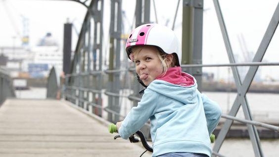 Erinnerst Du Dich an Dein erstes Fahrrad? Und weißt Du noch, wie es war als Du…