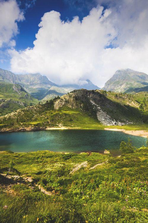 "lsleofskye: "" Lago Rotondo """