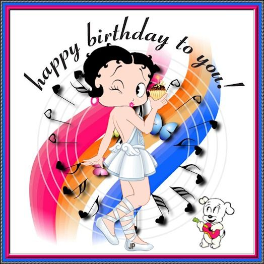 BB_ Happy Birthday: