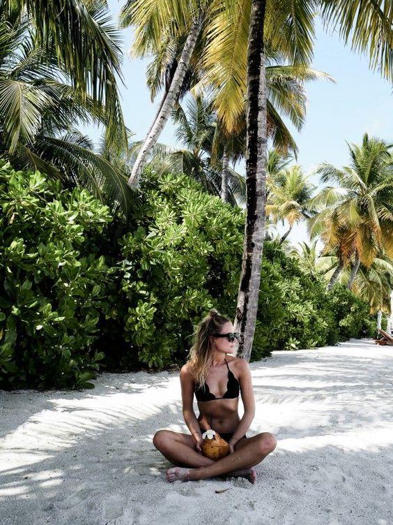 Playas hermosas de Océano Índico