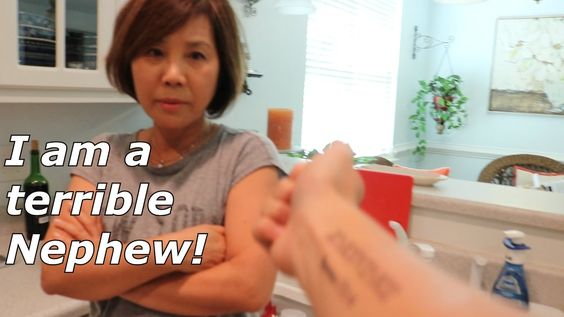 I Pranked My Aunt With a Tattoo but It wasn't a Prank