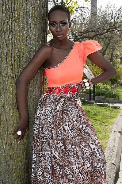 The Fashion Records Spotlight: Catherine Addai