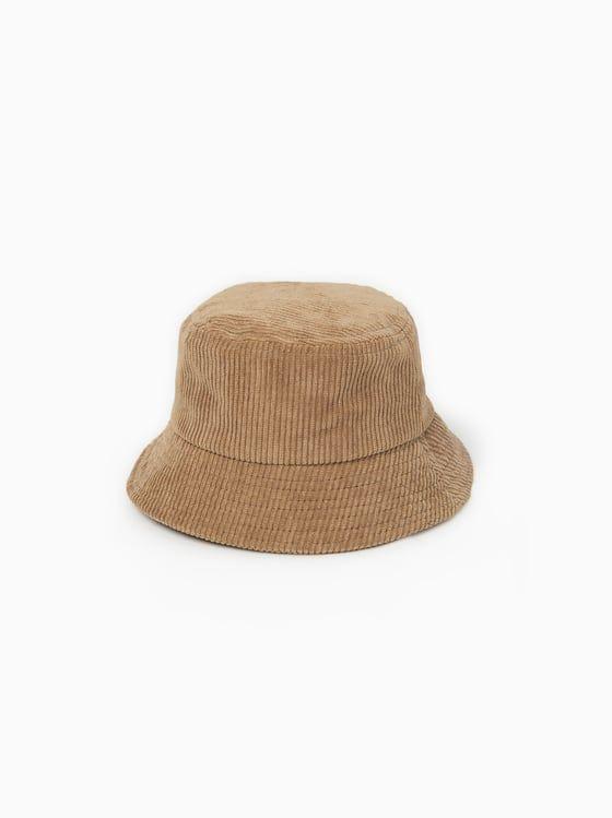 Image 2 Of Corduroy Bucket Hat From Zara Corduroy Bucket Hat Bucket Hat Fashion Cute Hats