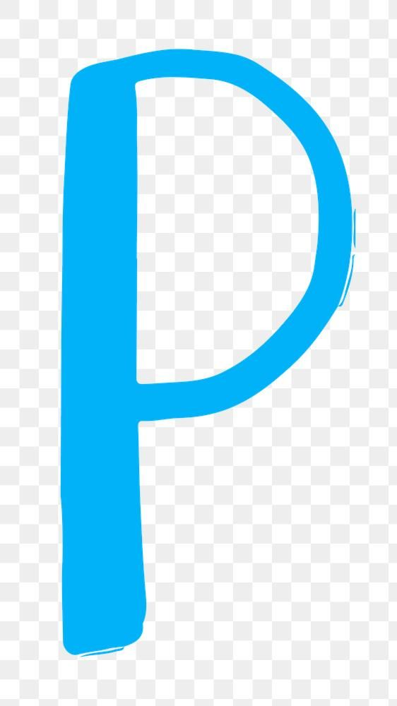 Letter P Doodle Png Typography Free Image By Rawpixel Com Aum Doodle Png Lettering Typography