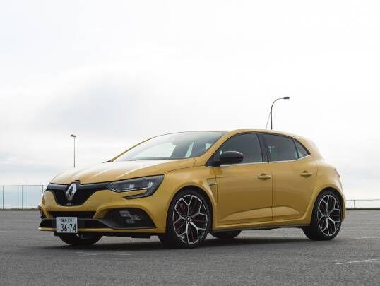 Renault Megane R S Trophy Jp Spec 2018 Pr En 2020