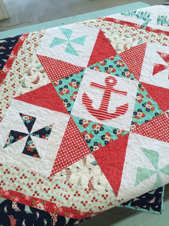 Come Sail Away With Me {pattern}