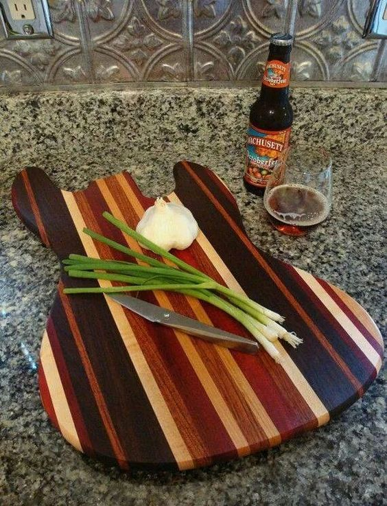 Now that's a cutting board!!!!