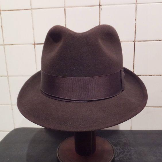 Vintage Hat【CHAMP】 | RUMHOLE beruf - Online Store