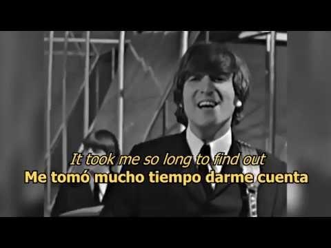 Day Tripper The Beatles Lyrics Letra Original Video