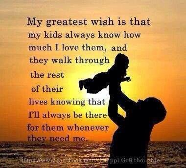 My greatest wish