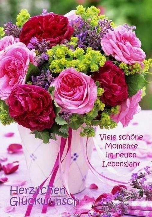 Blumen Geburtstag Bilder Kostenlos Bilder Gastebuchbilder