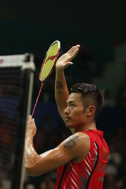Lin Dan Is The First And Only Player To Complete The Super Grand Slam By The Age Of 28 Which Includes All Nine Ma Badminton Photos Badminton Sport Badminton