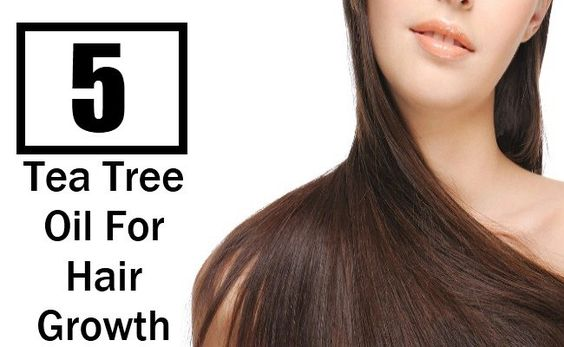 Top 5 Ways To Use Tea Tree Oil For Hair Growth