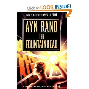 an analysis of the philosophy in the fountainhead a novel by ayn rand In the fountainhead, ayn rand utilizes the novel form to communicate her objectivist philosophy, and in this regard, she employs stark, simple language to portray her characterspersonalities so there can be no mistaking the good characters from the bad.