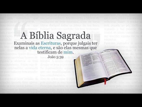 Estudos Bíblicos para Surdos: Ouvindo a Voz de Deus.