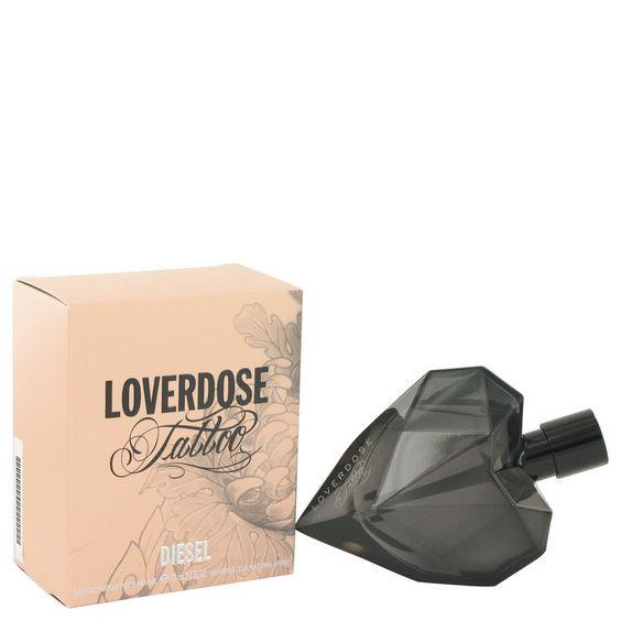 Loverdose Tattoo by Diesel