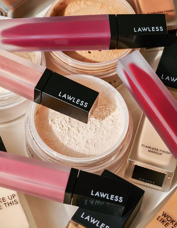 Love Lawless Beauty Products!